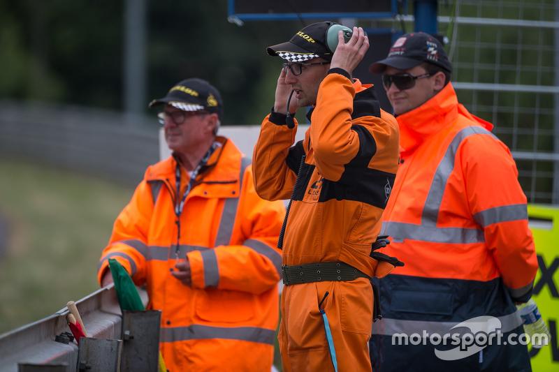 Track Marshals