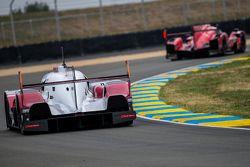 #9 Audi Sport Team Joest Audi R18 e-tron quattro: René Rast, Filipe Albuquerque, Marco Bonanomi pers
