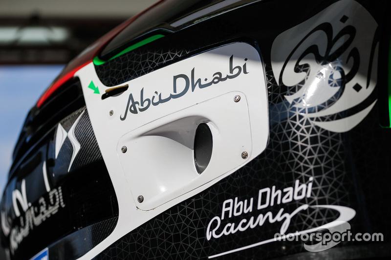 Abu Dhabi Citroën, dettaglio