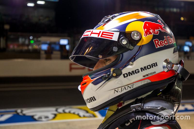 Porsche Team: Neel Jani