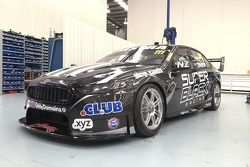 New Darwin livery for SBR