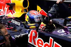 Show Infiniti Red Bull Racing F1