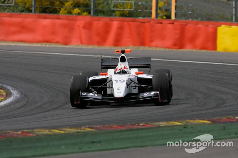 #19 Pietro Fantin, International Draco Racing