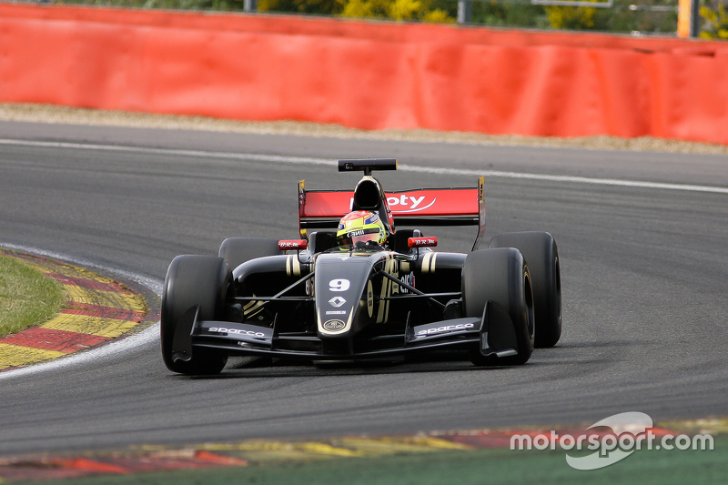 #9 Matthieu Vaxivière, Lotus