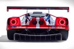 La nouvelle Ford GT qui roulera au Mans