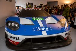 Debut Ford GT
