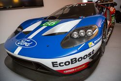 Ford GT debut