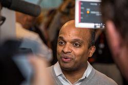 Raj Nair, vicepresidente de grupo de Desarrollo de Productos de Ford