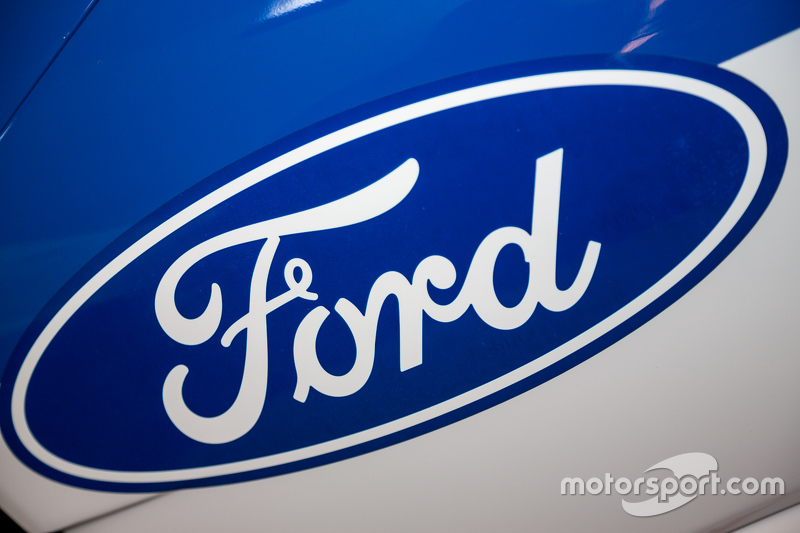 Ford Logo On The Ford Gt