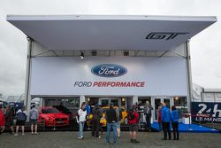 Ford sala de prensa