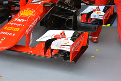 Ferrari SF15-T detail
