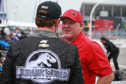 Paul Tracy, dan Scott Dixon, Chip Ganassi Racing Chevrolet