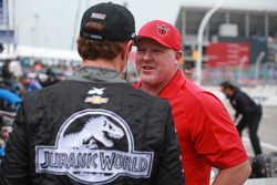 Paul Tracy und Scott Dixon, Chip Ganassi Racing, Chevrolet
