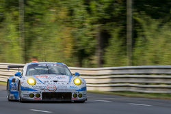 #68 Team AAI Porsche 911 GT3-RSR: Хан-Чен Чен, Жиль Ваннеле, Майк Паризи