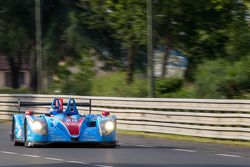#29 Pegasus Racing Morgan LM P2: Ho-Pin Tung, David Cheng, Leo Roussel