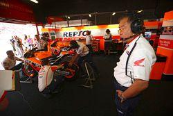 Шухеи Накамото, Repsol Honda Team