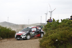 Khalid Al-Qassimi, dan Chris Patterson, Citroën DS3