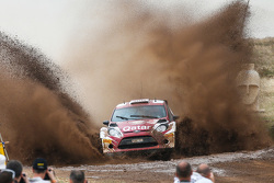 Abdulaziz Al-Kuwari ve Marshall Clare, Ford Fiesta RRC