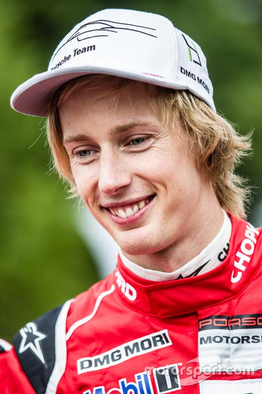 #17 Porsche Team, Porsche 919 Hybrid: Brendon Hartley