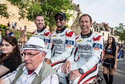 #42 Strakka Racing Strakka-Dome S103: Danny Watts, Nick Leventis en Jonny Kane