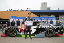 Polesitter Kasey Kahne, Hendrick Motorsports Chevrolet