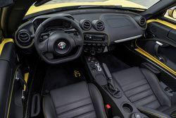 L'Alfa Romeo 4C Spider 2015