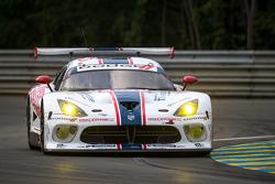 #53 Riley Motorsports, Dodge Viper GTS-R: Ben Keating, Jeroen Bleekemolen, Marc Miller