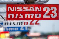 Nissan pit