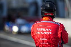 Nissan, squadra box