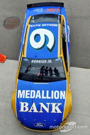 Sam Hornish Jr., Richard Petty Motorsports Ford
