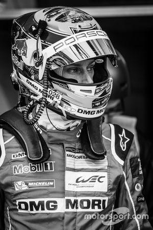 #17 Porsche Team Porsche 919 Hybrid: Brendon Hartley