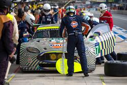 #97 Aston Martin Racing Aston Martin Vantage GTE: Даррен Тернер, Штефан Мюкке, Роб Белл