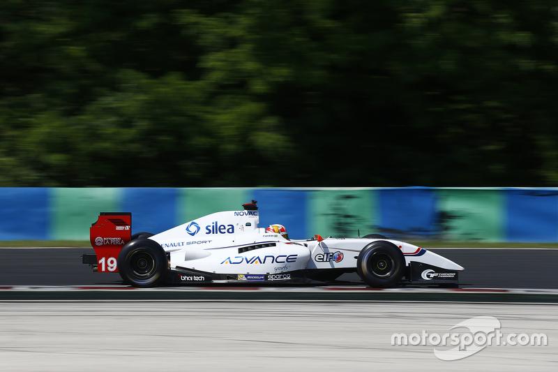 Pietro Fantin, Uluslararası Draco Racing