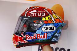 Casco di Marc Marquez, Repsol Honda Team