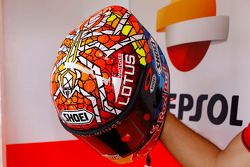 Шлем Марка Маркеса, Repsol Honda Team
