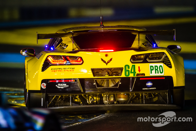 2015: #64 Corvette Racing Corvette C7.R: Jordan Taylor, Oliver Gavin, Tommy Milner
