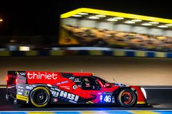 #46 Thiriet by TDS Racing ORECA 05: Тристан Гомменди, Людовик Бадей, Пьер Тирье