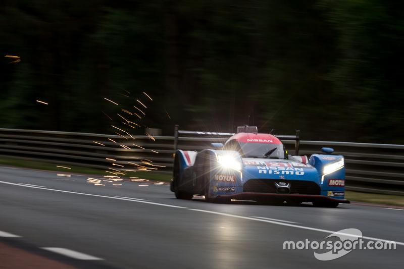WEC, Ле-Ман 2015: Мацуда/Ордонес/Шулжінскій, Nissan GT-R LM