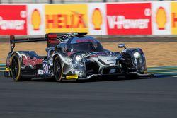 #30 Extreme Speed Motorsports Ligier JS P2: Скотт Шарп, Давид Хайнемайер Ханссон, Райан Дил
