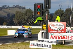 Alex Rullo becomes youngest ever V8 winner at Winton