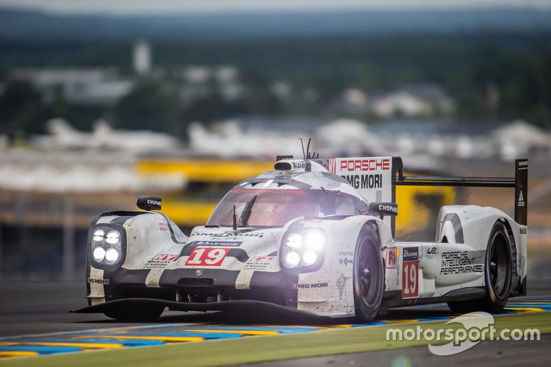 2015: Porsche - Nico Hulkenberg, Nick Tandy e Earl Bamber