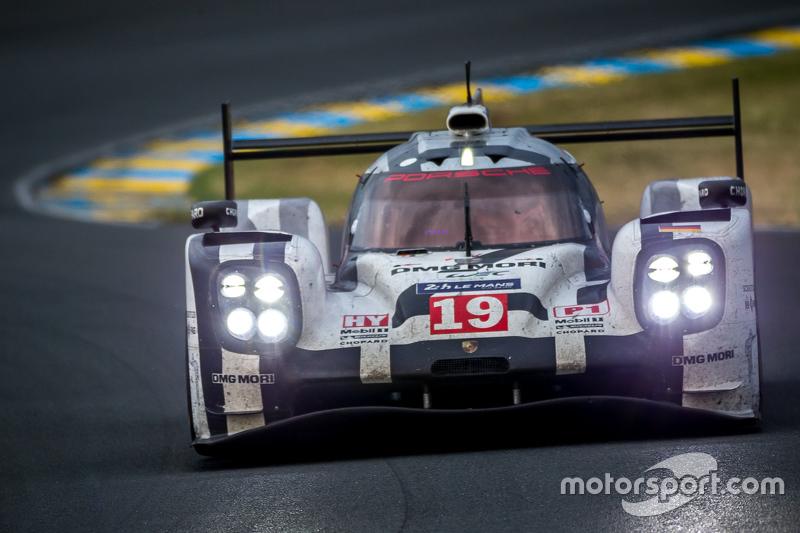 #19 Porsche Team, Porsche 919 Hybrid: Nico Hülkenberg, Nick Tandy, Earl Bamber