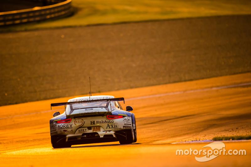 #68 Team AAI Porsche 911 GT3-RSR: Han-Chen Chen, Жиль Ваннеле, Mike Parisy