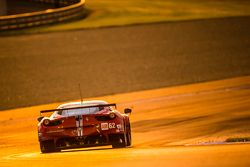 #62 Scuderia Corsa Ferrari 458 GTE: Билл Суидлер, Таунсенд Белл, Джефф Сигал