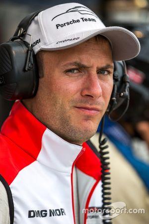 Команда Porsche: Ник Тэнди