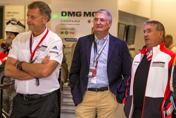 Dr. Heinz-Jakob Neusser, Leiter Antriebsstrang-Entwicklung, Volkswagen AG