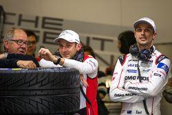 Porsche Team: Nick Tandy, Earl Bamber