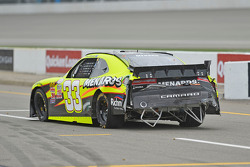 Paul Menard, Richard Childress Racing Chevrolet, met schade