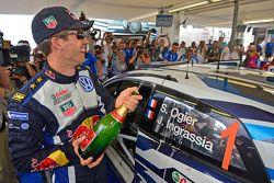 Ganador, Sébastien Ogier