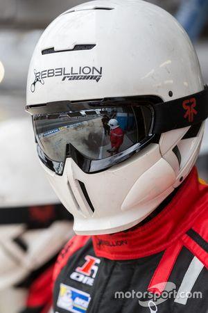 Rebellion Racing pit crew